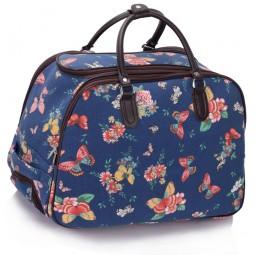Cestovní taška s kolečky Ashley Butterfly Big Navy