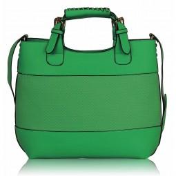 Kabelka Fashion Tote Emerald
